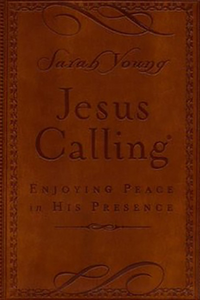Devotionals: Jesus Calling by Sarah Young