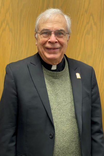 Pastor Tim Hubert